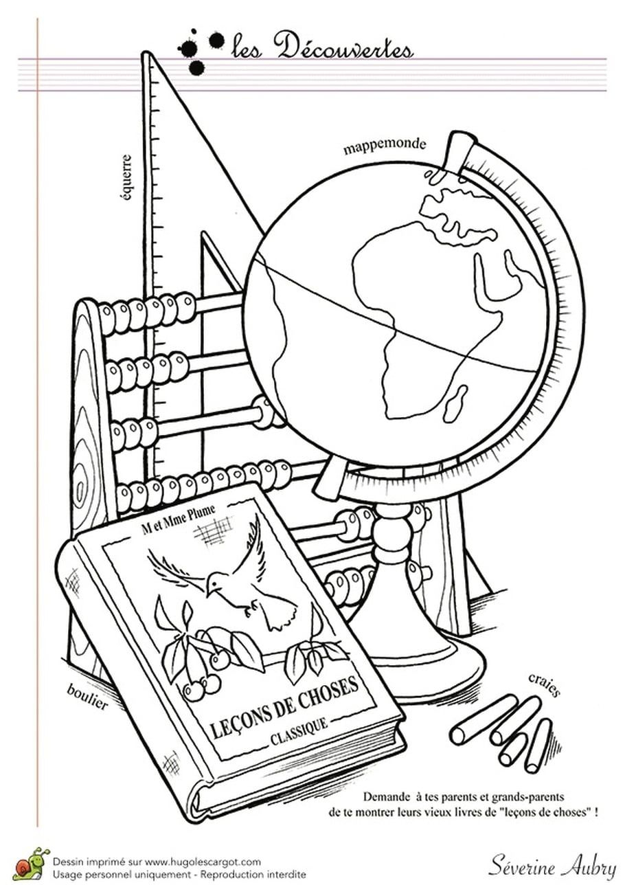 Vive La Rentrée | Livre De Couleur, Vive La Rentrée encequiconcerne Carte De France Département À Colorier