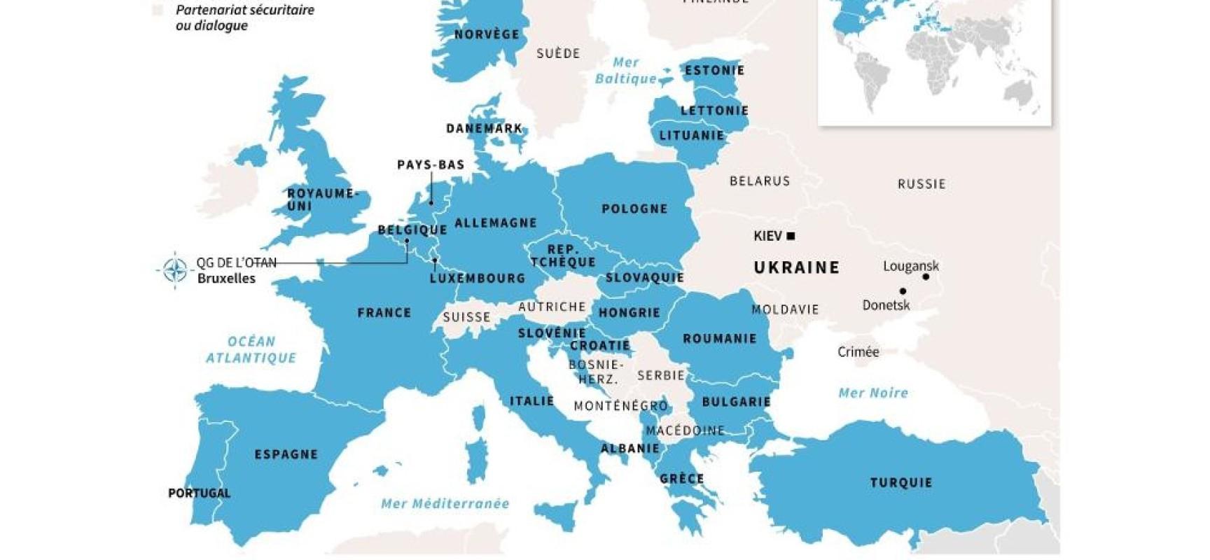 Vladimir Poutine Sur La France Et L'europe : « Les Membres concernant Pays Membre De L Europe
