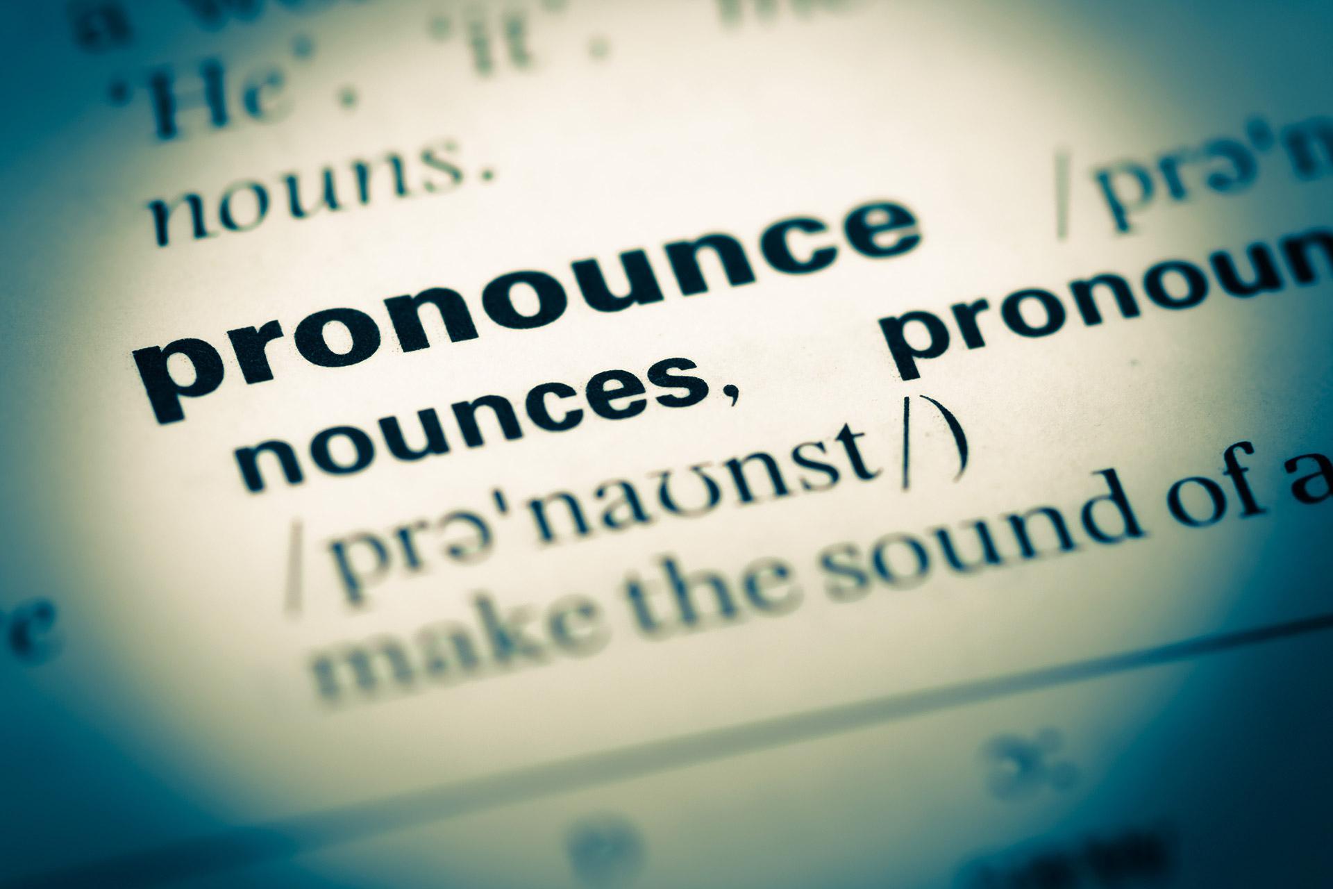 Vocabulaire Anglais Que Les Français Ont Du Mal À Prononcer avec Découper En Anglais