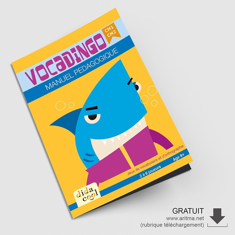 Vocadingo Cm1/cm2 Livre 6738 - Images - Vocadingo Cm1/cm2 (2016) - Jeux De  Société - 1Jour-1Jeu concernant Jeux De Cm1 Gratuit