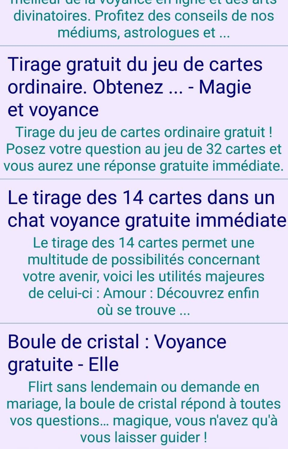 Voyance Gratuite Pour De Vrai For Android - Apk Download encequiconcerne Question Reponse Jeu Gratuit