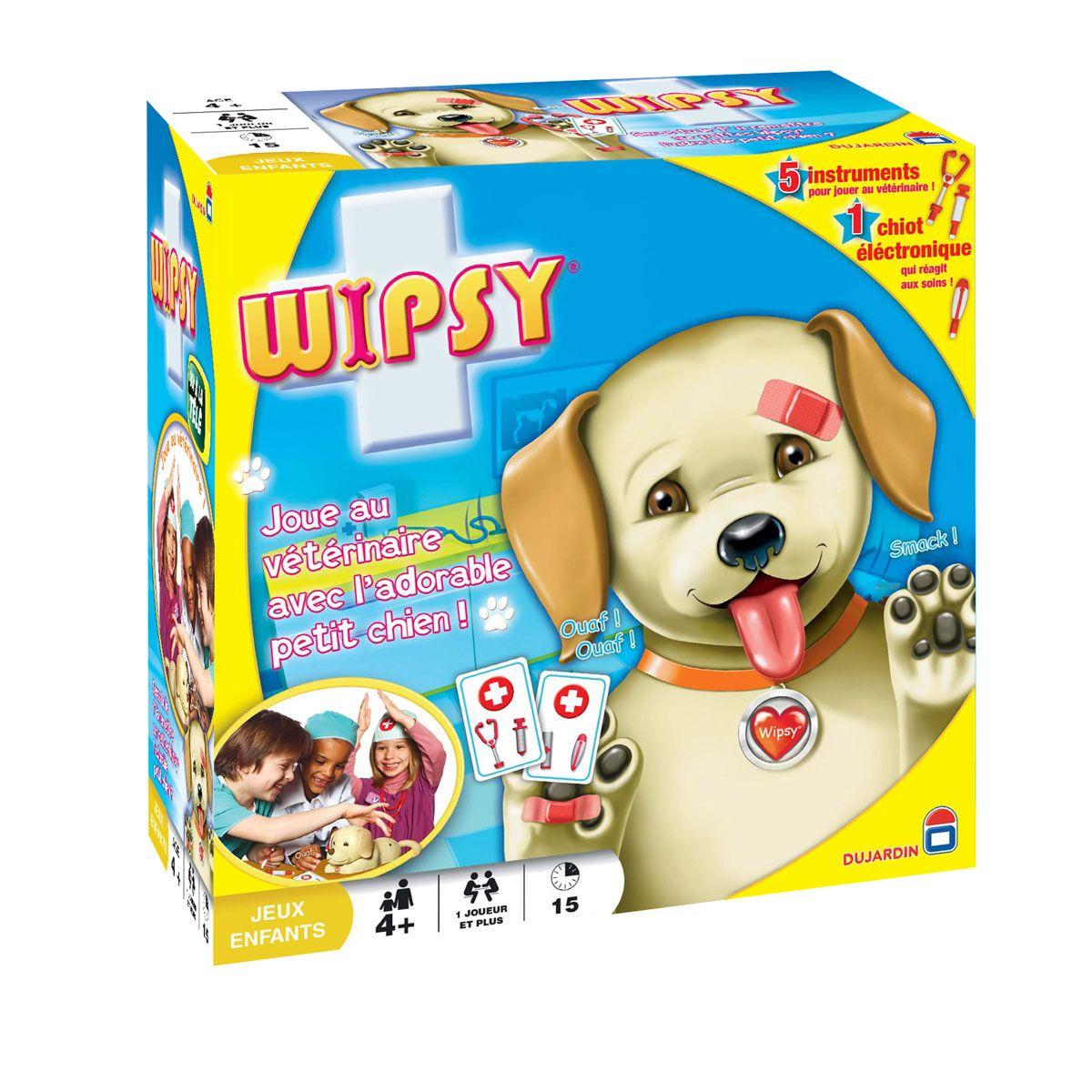 Wipsy - Jeux De Société Et Puzzles - La Grande Récré dedans Jeux Enfant Animaux