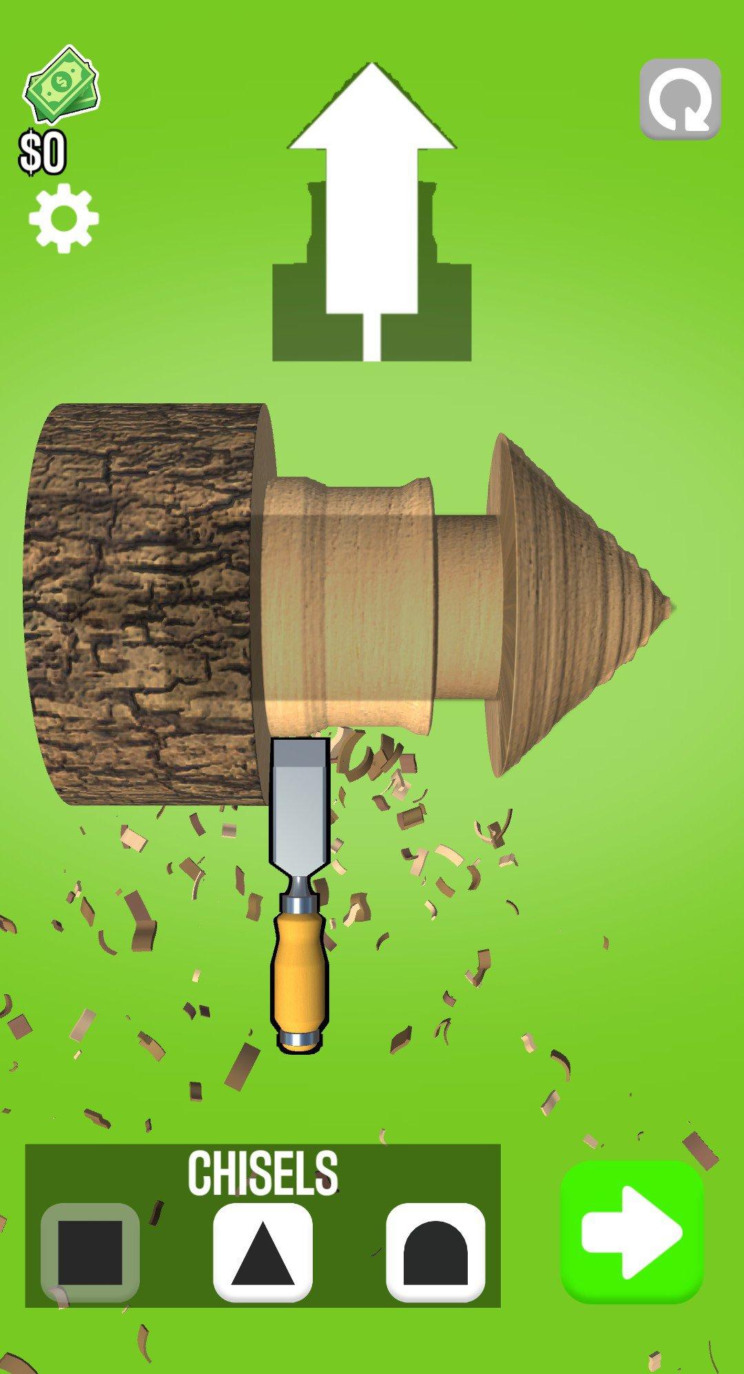 Woodturning 1.7 - Télécharger Pour Android Apk Gratuitement serapportantà Jeu Pou Gratuit