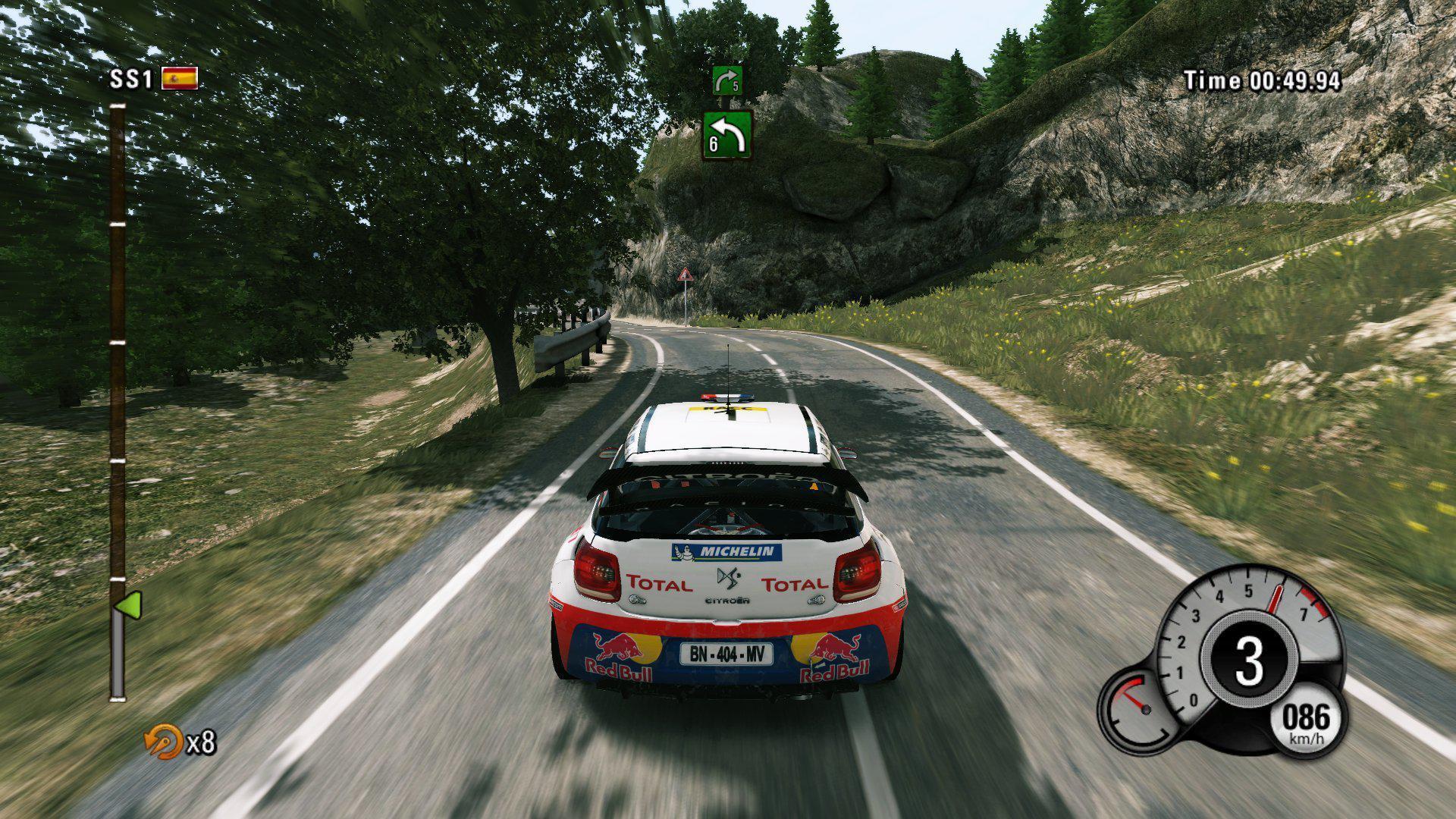Wrc 5, Le Jeu De Simulation De Courses De Rallye Disponible à Jeux De Course Pc Gratuit A Telecharger
