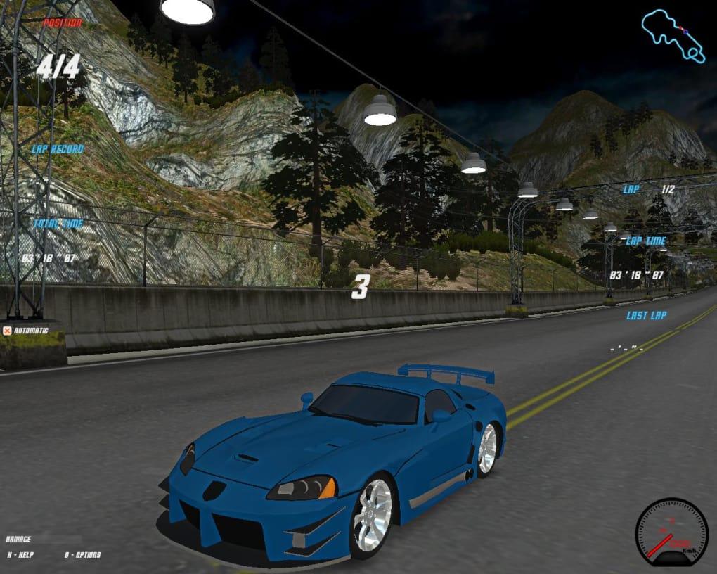 X Speed Race - Télécharger intérieur Telecharger Jeux De Voiture Sur Pc