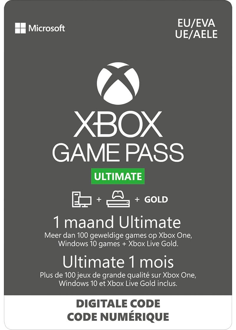 Xbox Game Pass Ultimate 1 Month destiné Jeux De Course Online