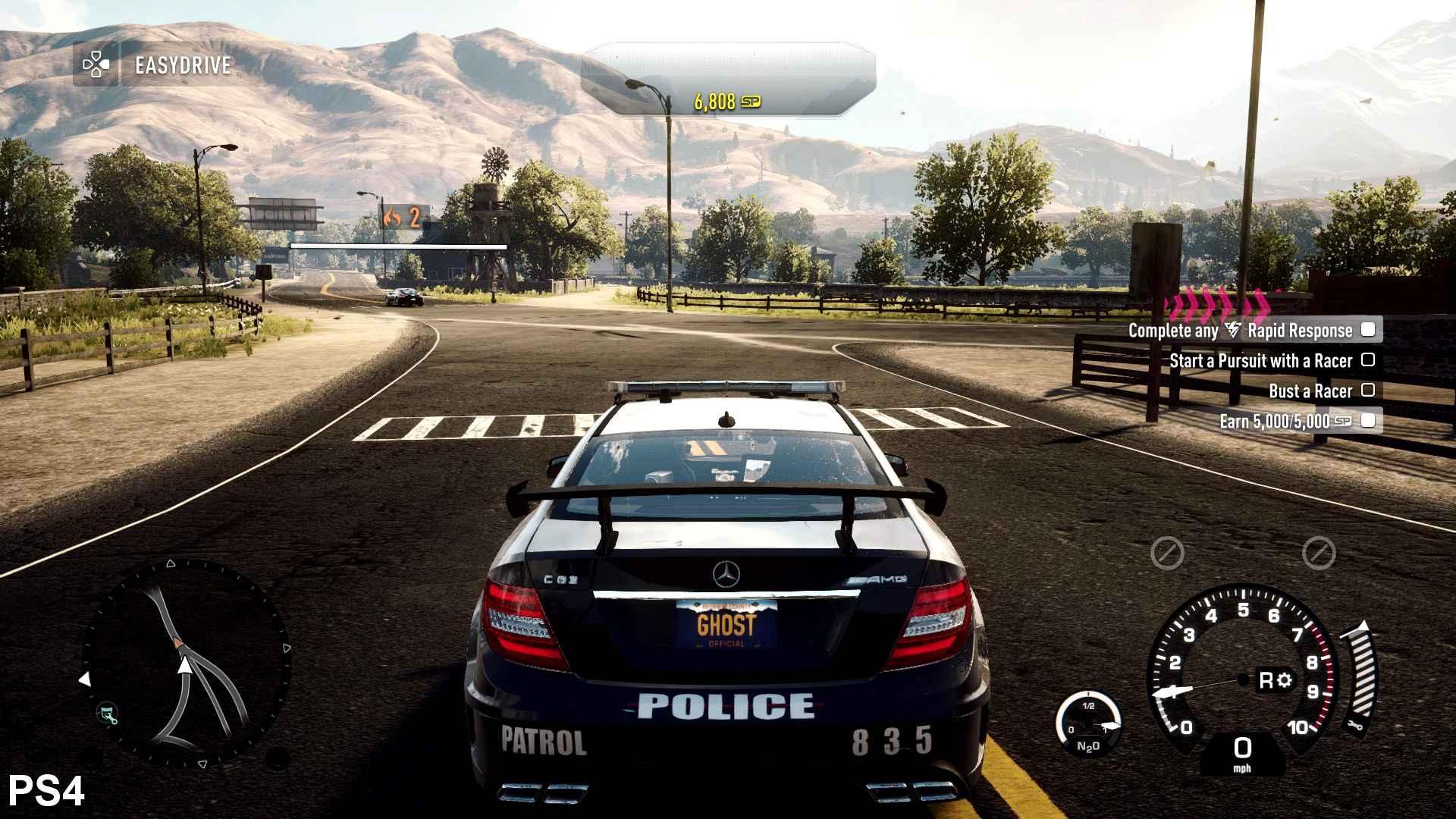 Xbox One Et Playstation 4: Les 20 Meilleurs Jeux - Image 18 à Jeux De 4 4 Voiture