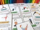 Yoga Pour Les Enfants {Cartes À Télécharger Gratuitement} avec Jeux De Cartes À Télécharger Gratuitement