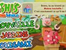 Yoshi's Crafted World : Les Trouvaille Du Jardin Origami intérieur Jeu Chasse Taupe
