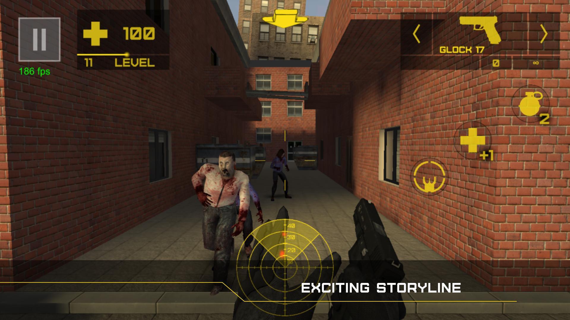 Zombie Defense 2: Episodes – Jeux Pour Android 2018 concernant Jeux De Tire Gratuit